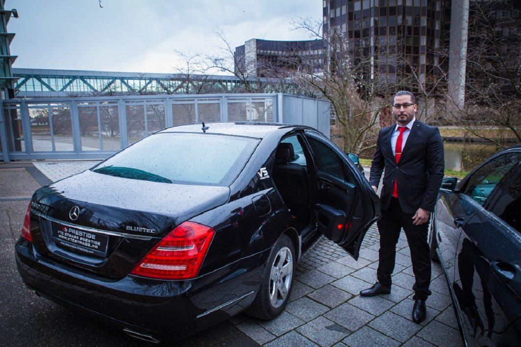 Chauffeur VTC à Strasbourg vous accompagne dans tous vos déplacements
